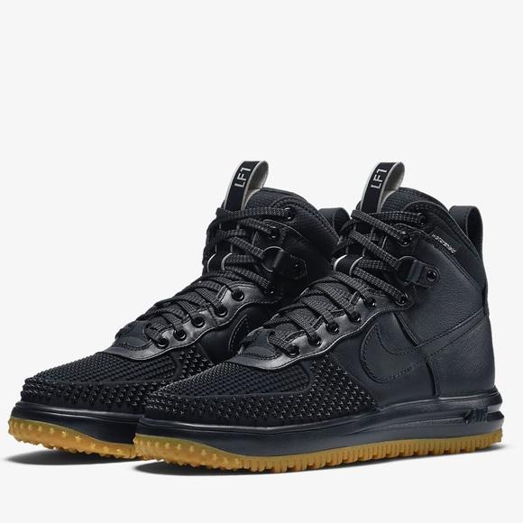 wholesale dealer f0dd3 92f3c Nike Lunar Air Force 1 Duckboot Gum 805899-003